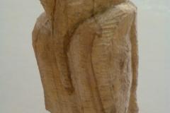 Holzschnitzerei von Kunstdialog