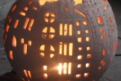 Keramikstudio – Leuchtobjekt