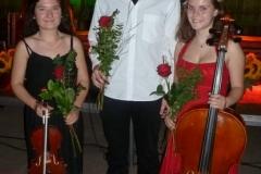 """Das """"Trio con Brio"""" eröffnet das 5. Garlstorfer Kunstfest"""
