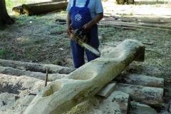 Kiril Georgiev bei der Arbeit – Duppini